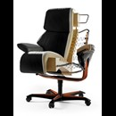 Stressless office chair how made