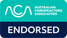 Chiropractors association endorsed